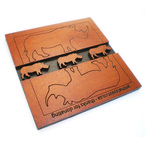 rhino coaster
