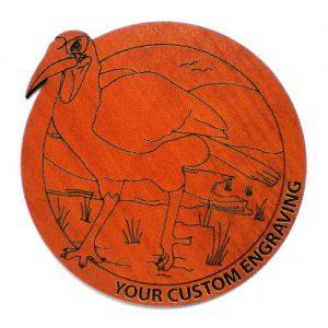 round coaster hornbill