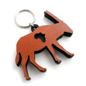 Personalised Keyrings - Gemsbok